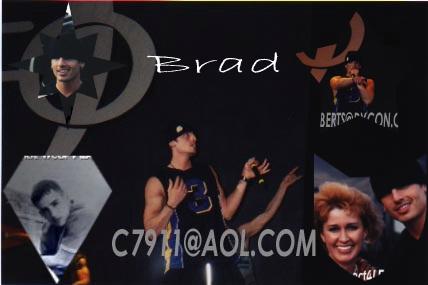 Brad Fischetti...